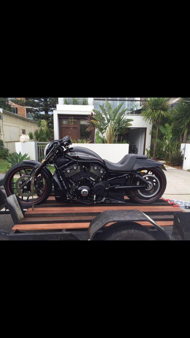 Harley Davidson V ROD Night ROD Special in NSW | eBay