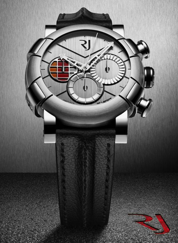 Limited Edition Romain Jerome  DeLorean DNA Watch #watches