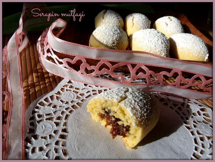 serapin mutfagi: zelati,misir unlu hurmali kurabiye.