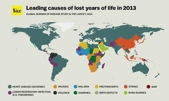 """Loreto Bello Gude on Twitter: """"The #1 reason people die early, in each country (video) http://t.co/i8OM6VQYhd http://t.co/pFMNXQtLG7"""""""