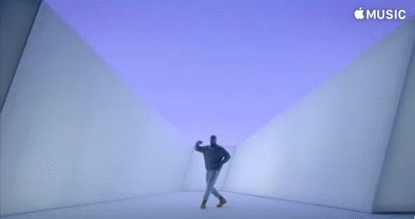 Drake Hotline Bling Video - Drake Dancing in Hotline Bling