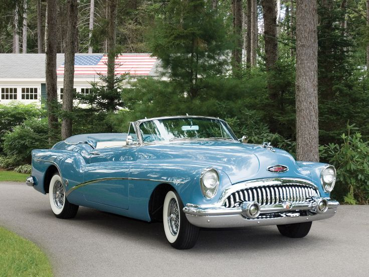 1953 Buick Skylark  Maintenance of old vehicles: the material for new cogs/casters/gears could be cast polyamide which I (Cast polyamide) can produce