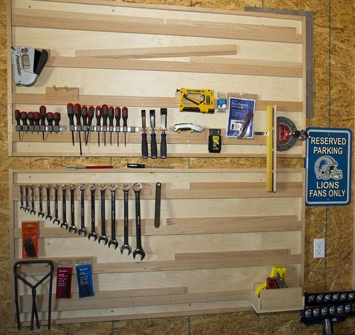 44 Best Images About Organizing Tool Storage Room On