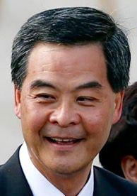 Famous Hakkas - Leung Chun Ying - Cheif Executive of Hong Kong