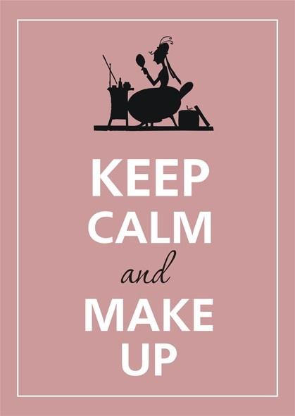 Keep Calm and Make Up
