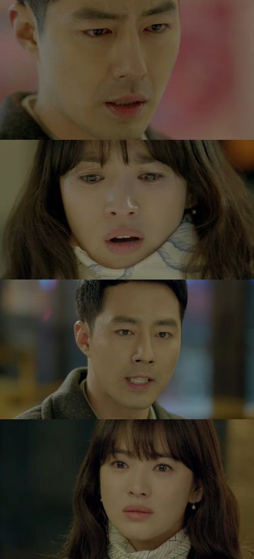 """""""That Winter, The Wind Blows"""" Jo In Sung's First Confession """"You're the Reason I Want to Live"""""""