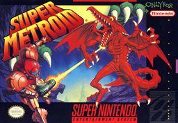 Super Metroid - Castlevania meets Alien.