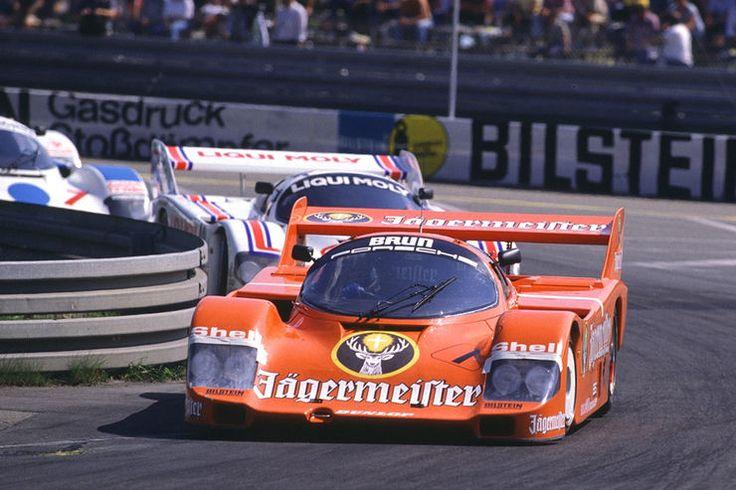 Porsche 956 - Jägermeister
