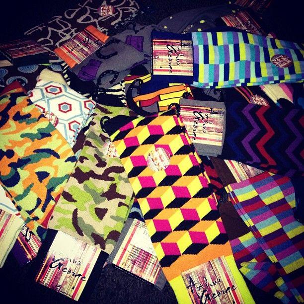 Rob Kardashian Sock Line | Rob Kardashian's new sock line!!!!!