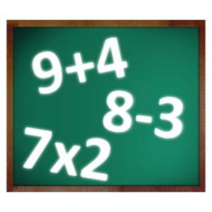 Math Atack Contribuye a mejorar las destrezas matemáticas. Facilita la práctica de operaciones como la suma, resta, multiplicación, división, cuadrados y múltiplos. Etapa: PRIMARIA