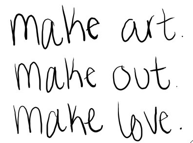 <3: Thoughts, Make Art, Favorite Artists, Endless Summer, Inspiration Artists, Things, Inspiration Sayings, Living, Inspiration Quotes