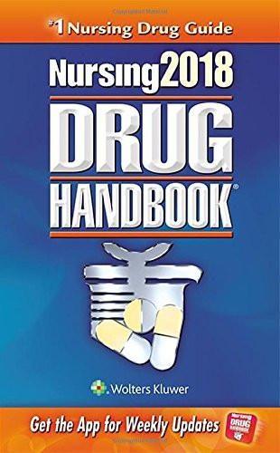 Nursing2018 Drug Handbook (Nursing Drug Handbook)