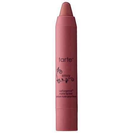 Mauve Maven...pretty berry color... It lends a natural look without overwhelming.  Tarte LipSurgence Matte Lip Tint, $24
