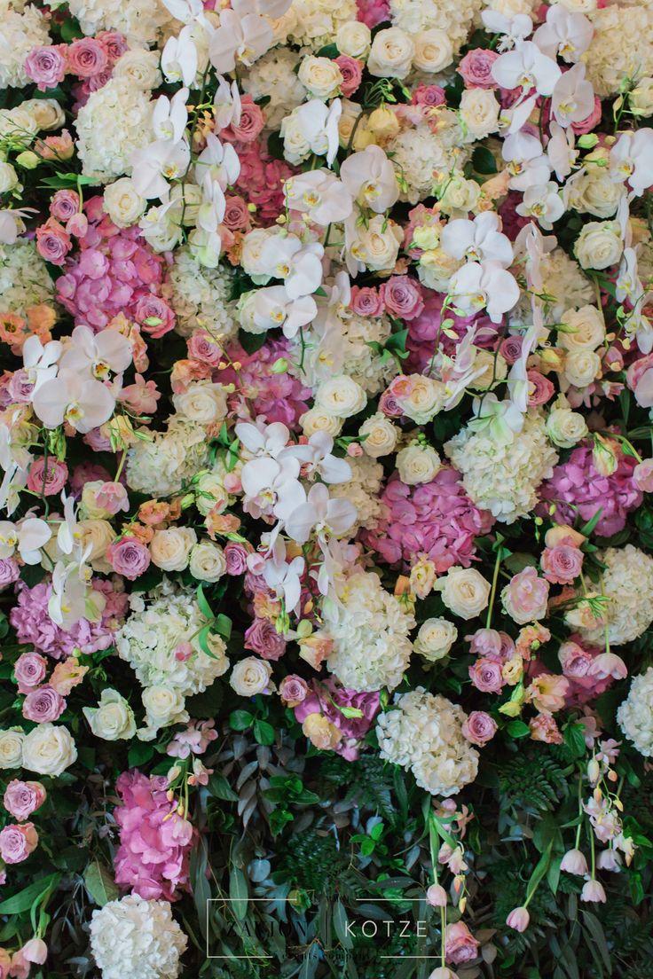 Garden styled wedding, Bride table, garden wedding table, flower wall, bridal table, garden flower wall, rose flower wall, peony flower wall.