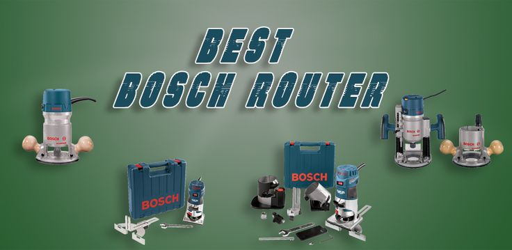 People actually look for the best Bosch router to perform their craftsmanship of wood. The best Bosch router as the top one to perform the beautifully complex cuts and designs.