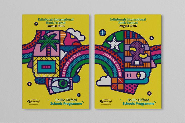 Craig and Karl identity for the Edinburgh International Book Festival