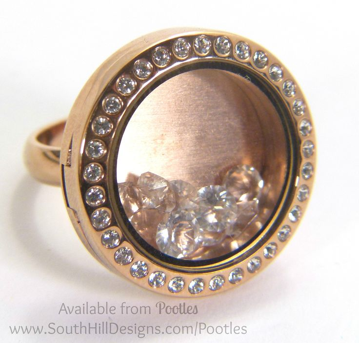 South Hill Designs - Ring and Bling