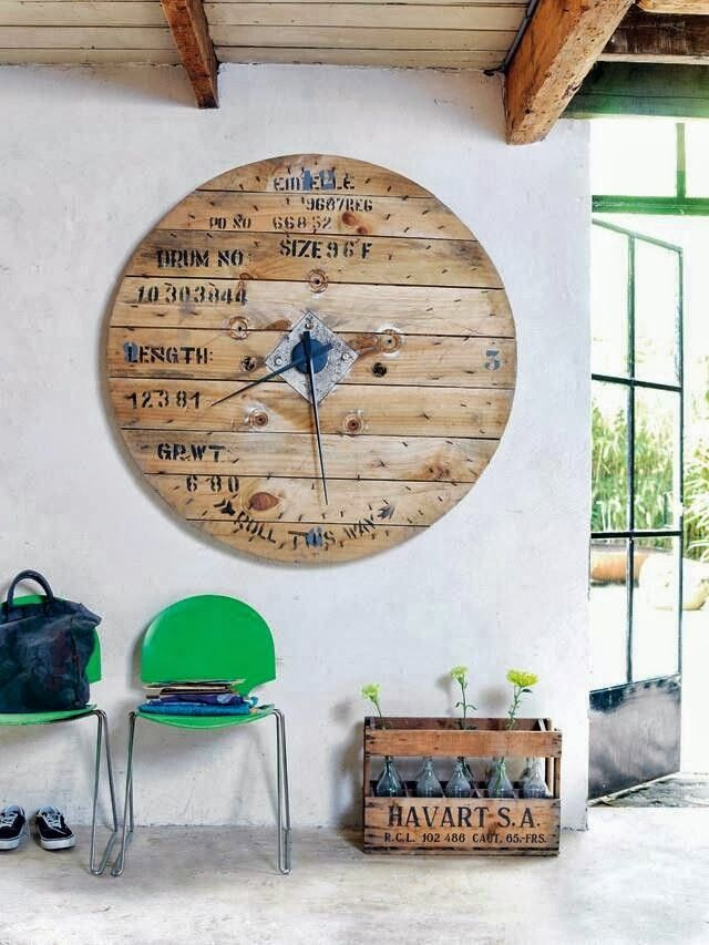 les 25 meilleures idées de la catégorie horloge murale