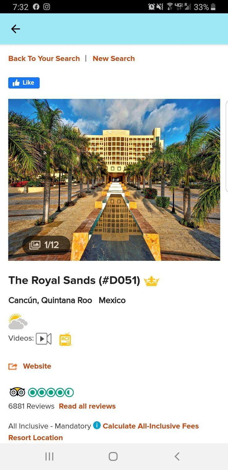 Mexico in 2020 Royal sand, Quintana roo mexico, Quintana roo