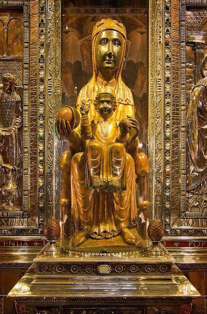 Virgen de Monserrat