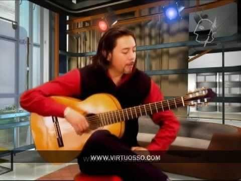 clases de guitarra flamenca (cadencia andaluza) - YouTube