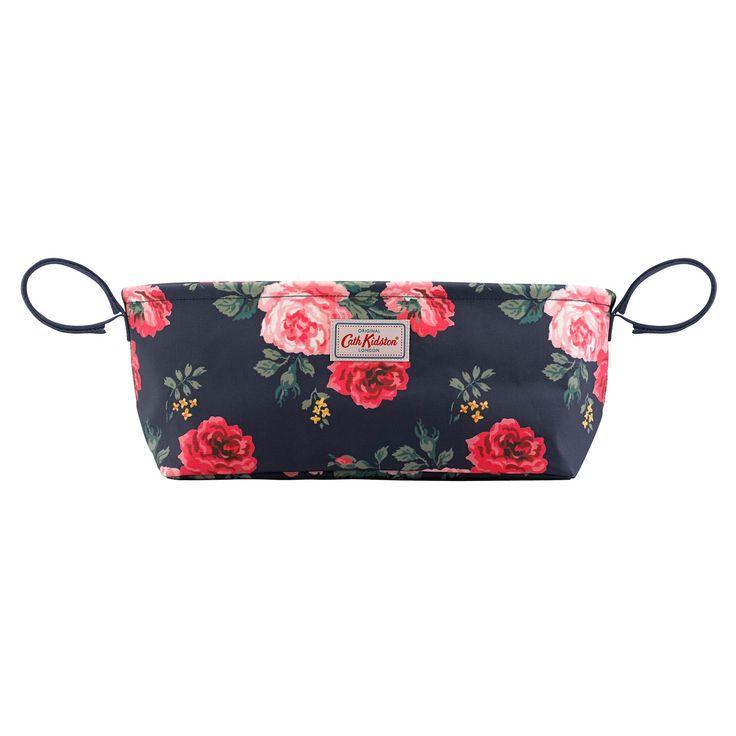 Antique Rose Pushchair Organiser | Baby Changing Bags | CathKidston