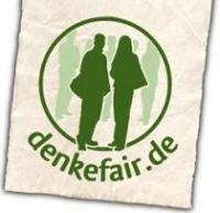 #denkefair der #OnlineShop für #faire und #biologische #Handtaschen, #Shopper, kleine #Reisetaschen, #Laptophüllen und #Handytaschen.