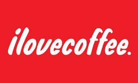 I love [illy] coffee