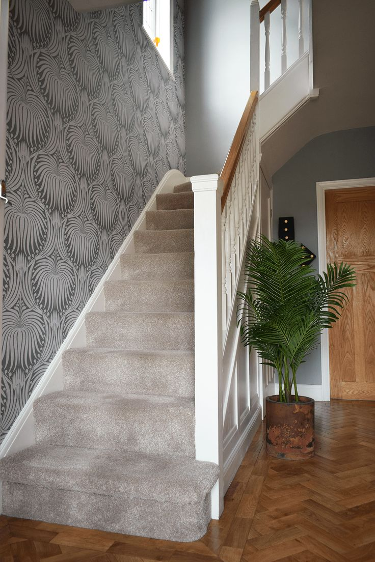 Hallway Renovation Before and After Hallway designs