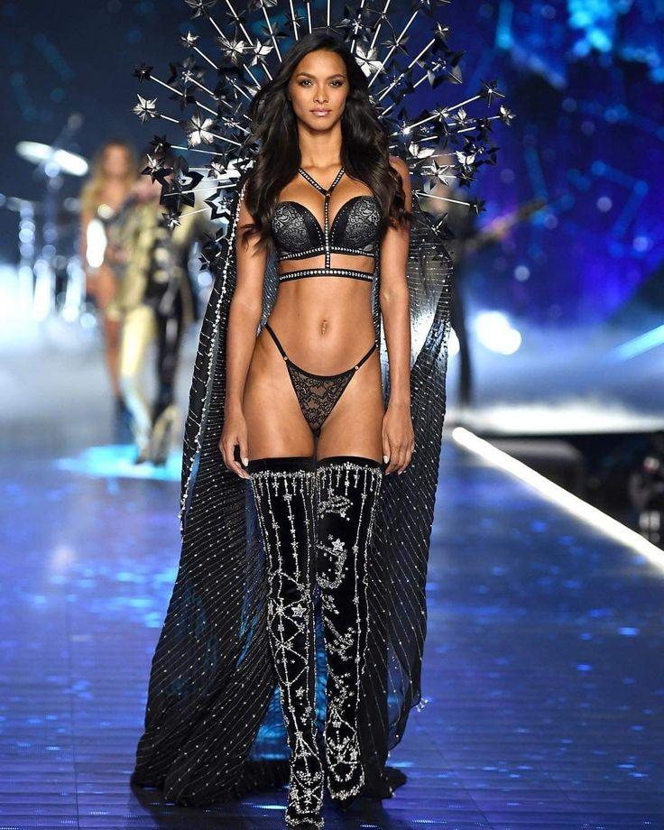Rihanna's Sexy Lingerie Show Beats Victoria's Secret, Goes