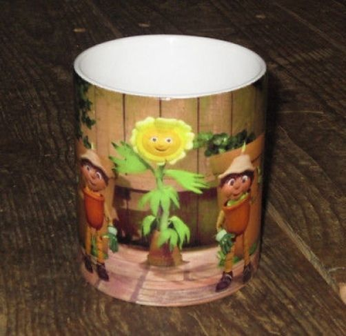 Bill and Ben the flower pot men MUG