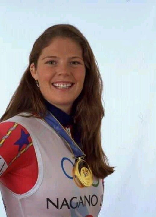 US OLYMPIC SKIER .... PICABO STREET