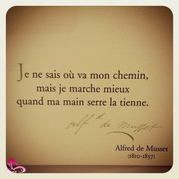 citation Alfred de Musset blog de Kiara