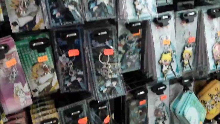 Manga & Anime Store