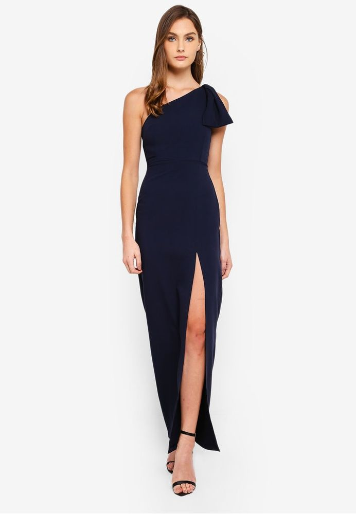 17b7242744ec Enmeline Bow Shoulder Maxi Dress   Shopping wishlist   Dresses, Maxi ...