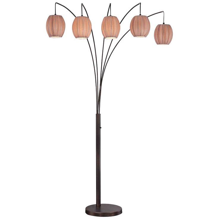 Best 25 5 Light Floor Lamp Ideas On Pinterest Euro