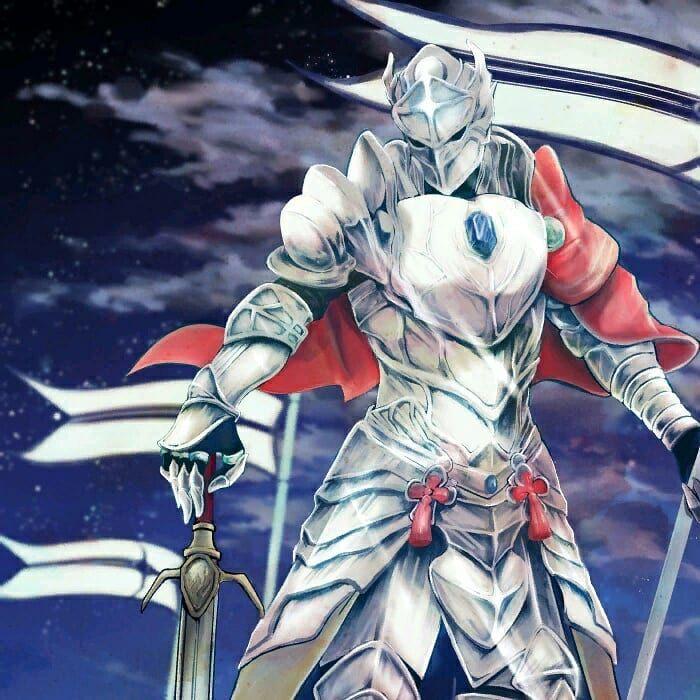 Pin By Amanda Van On Overlord Anime Art Anime Knight Armor