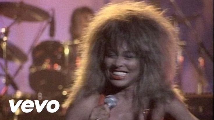 Tina Turner - Addicted To Love