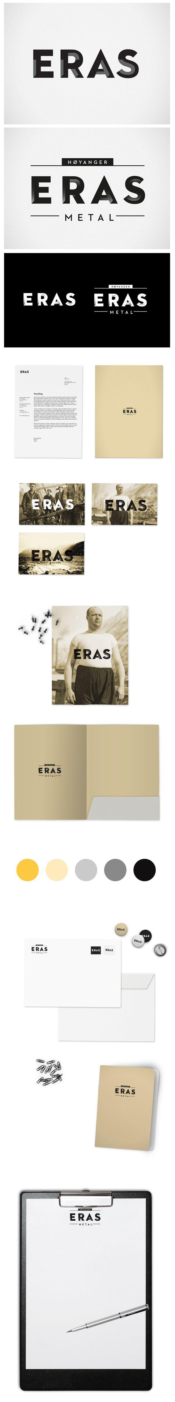Eras by Oh Yeah Studio, via Behance