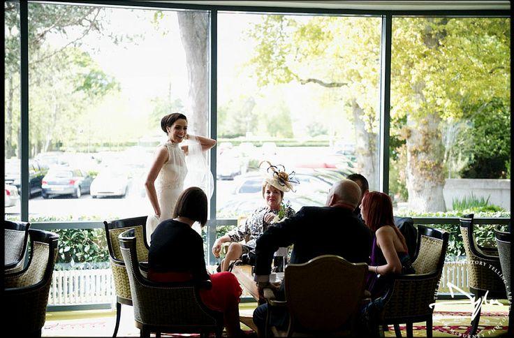 Wedding at Ballymascanlon House Hotel