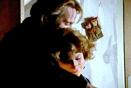 """as Jamie, with Juliet Stevenson, as Nina in """"Truly Madly Deeply"""""""