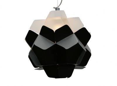 Lampa Berga - Czarna // Kafti