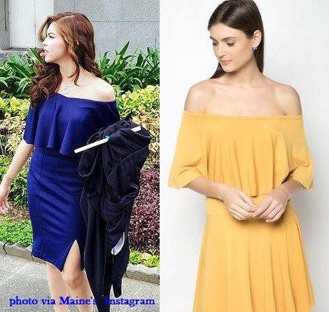 1000+ images about Dress Like Maine Mendoza Yaya Dub on Pinterest | Gray White romper and ...