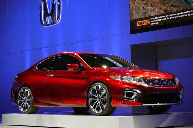 Honda Accord Coupe 2013 Redesign | 2013 Honda Accord Coupe Concept previews redesign, hybrid returning ...