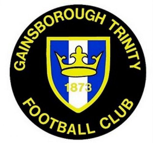 Gainsborough Trinity FC.- Vanarama Conference