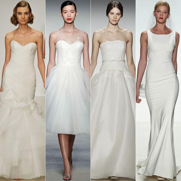 What Sort Of Wedding Dress Should You Get