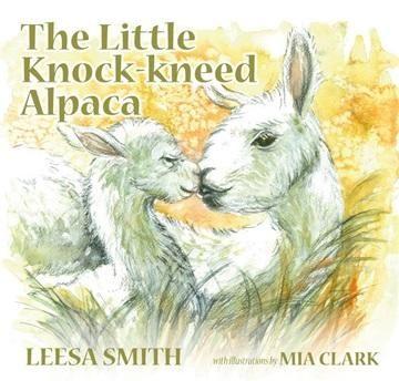 The Little Knock Kneed Alpaca