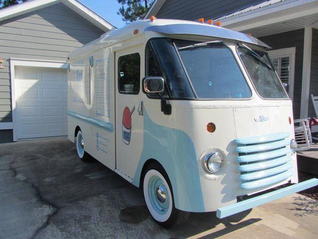 1958 Grumman Vintage Stepvans Pinterest