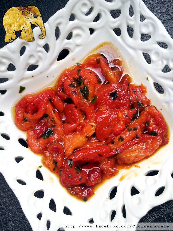Peperoni arrostiti
