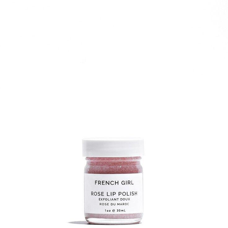 French Girl Organics | Rose Lip Polish
